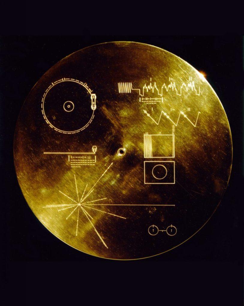 Voyageur Golden record