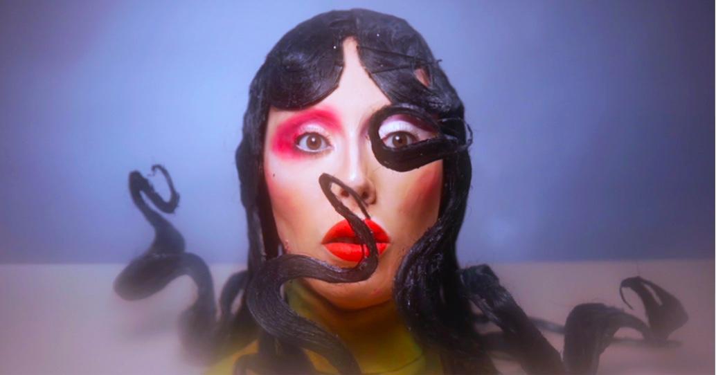 """""""Là-Haut"""", quatrième clip de l'album Matahari"""