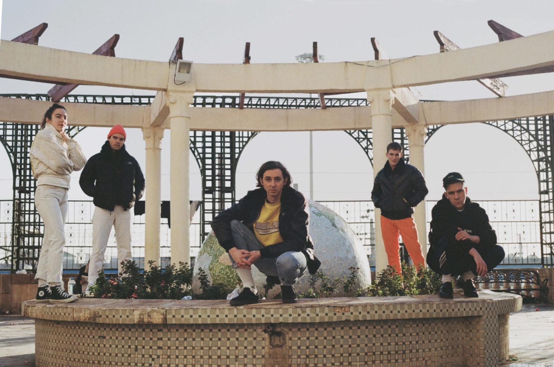 Kabylifornie Bagarre