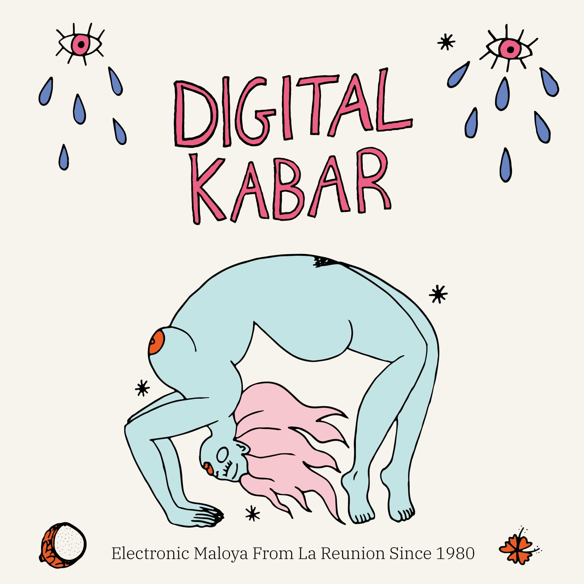 Digital Kabar, Electronic Maloya from La Reunion since 1980 (InFiné)